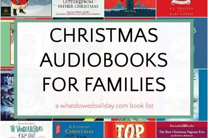 Best Christmas Audiobooks To Lift Your Holiday Spirits