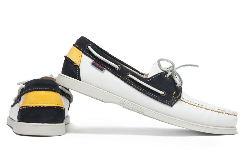 More boat shoes.