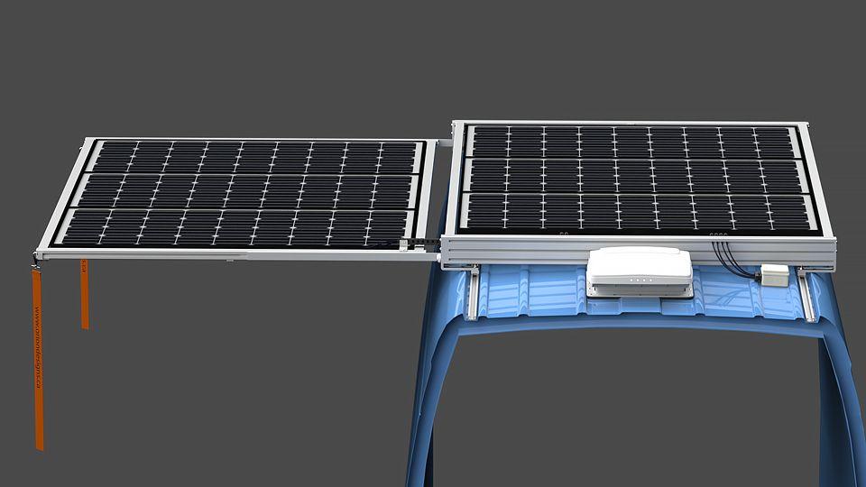 Pin On Solar Panels Roof