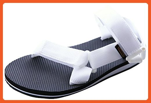 Womens Urban Outdoor Walking Velcro Sandal