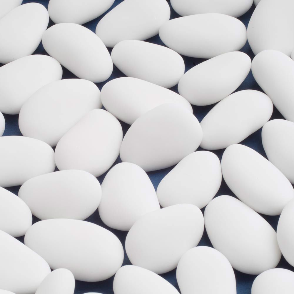500 high quality italian white sugared almonds | Almonds, Favors and ...