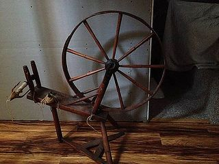 Picardy Concordsellerpix Spinning Wheel Picardy Spinning