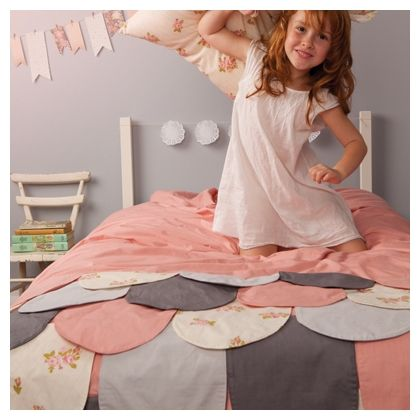Dreaming of the Theatre Duvet cover set by Mae...I want this in queen size for me!!$229