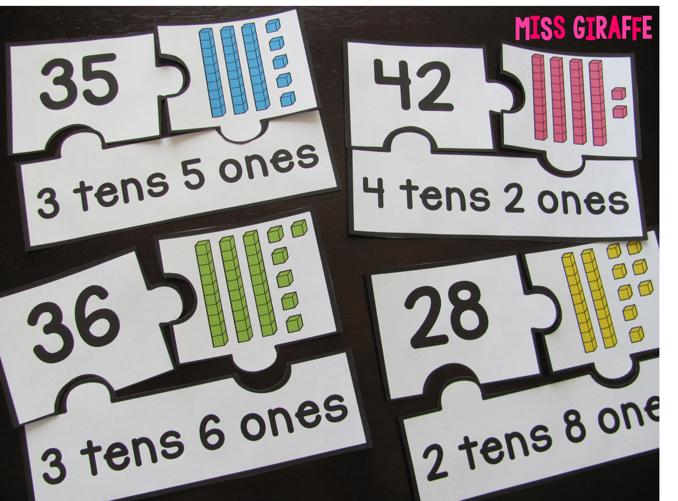 Place Value In First Grade