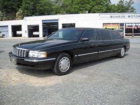 1998 Cadillac Deville 6 Door Limousine   Cadillac / Limos ...