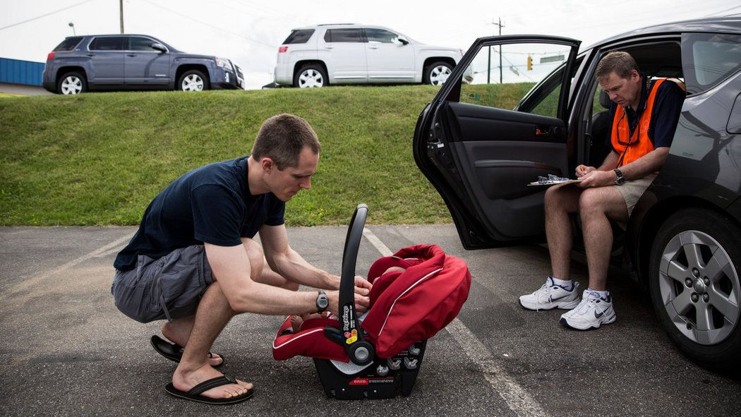 Car Seats to Face CrashTest Standards Child car seat