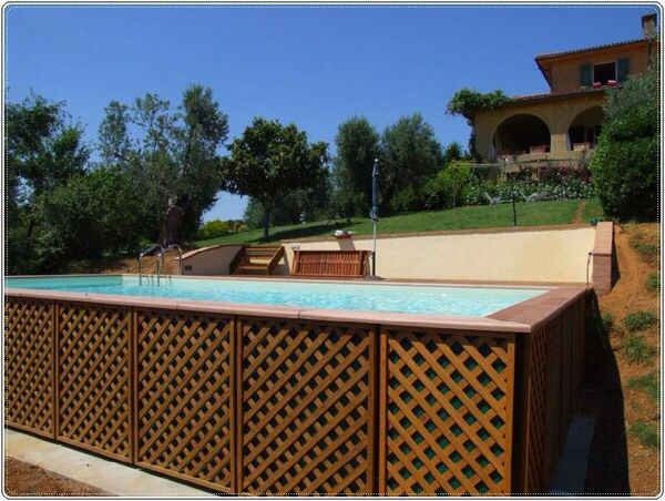 Nice Siding For Above Ground Pool Next Year Ideas