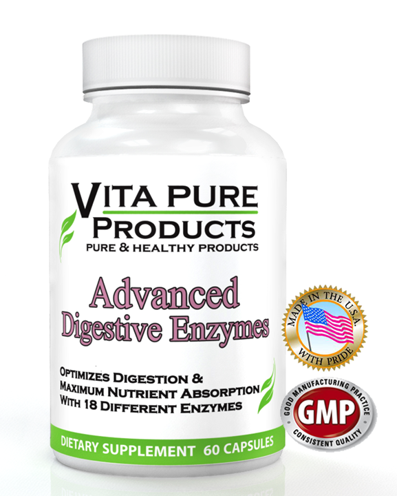 "Customer Testimonials ""Great digestive enzyme!"" ★★★★★ ""I"