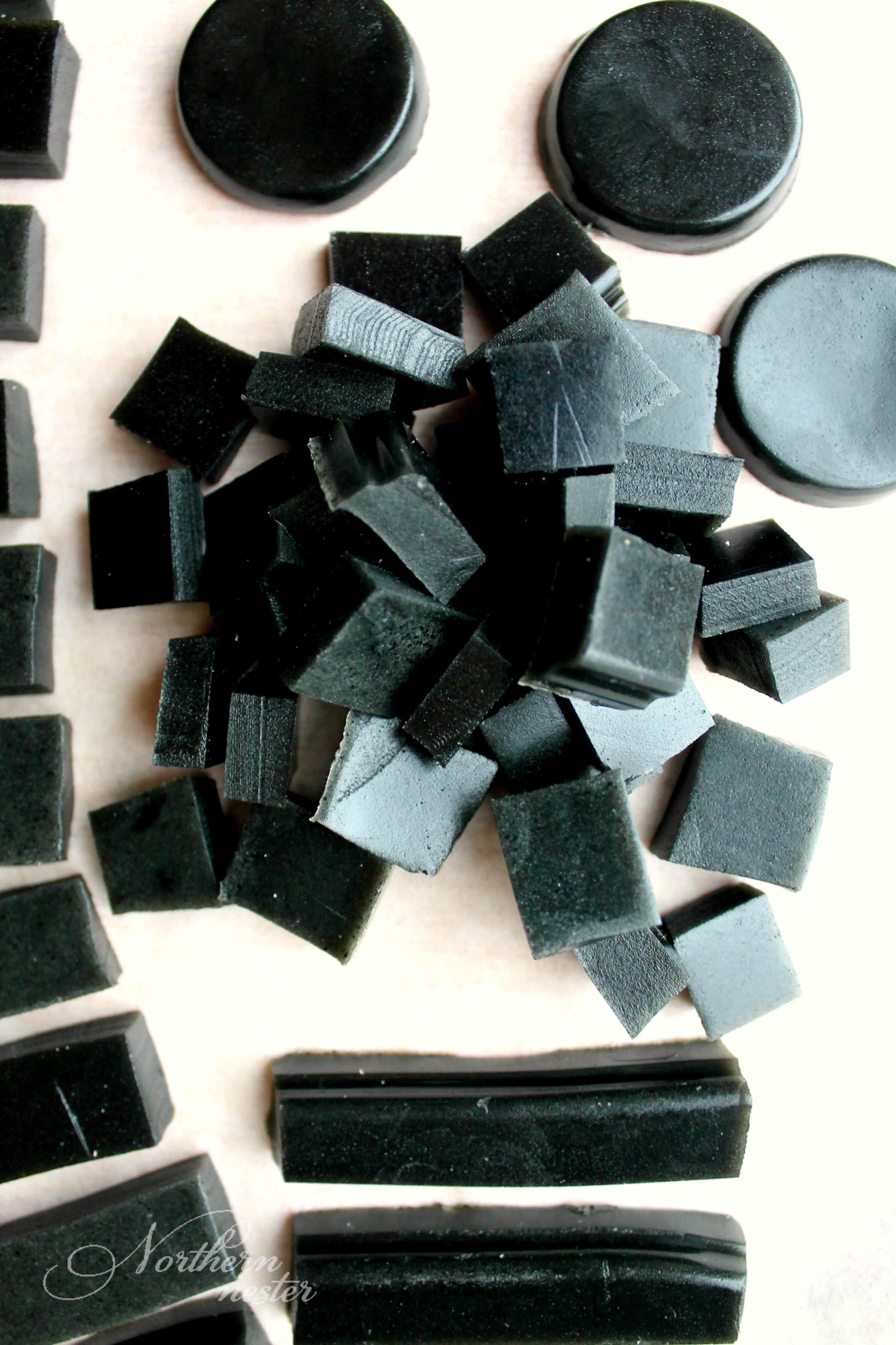 21+ Sugar Free Black Licorice  Pics