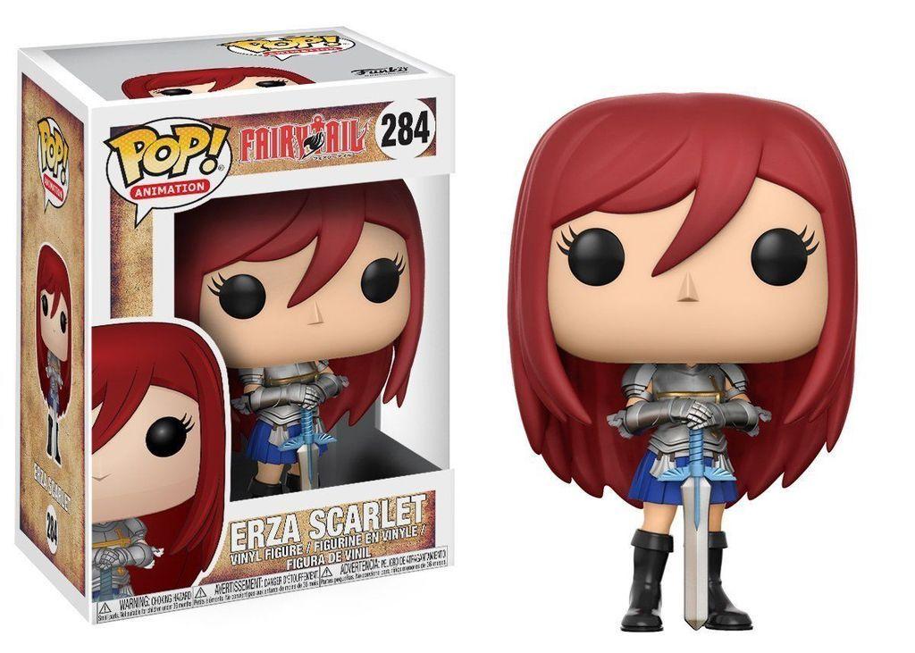 Funko Pop! Anime Fairy Tail S2 Erza Scarlet (PreOrder