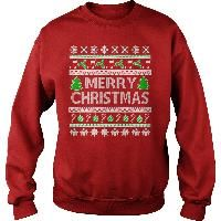 christmas gift ugly christmas t shirt