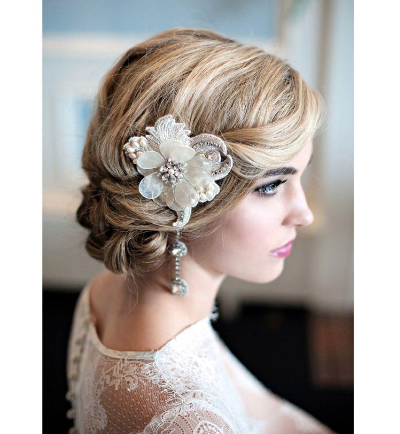 25 idées de coiffures de mariage COIFFURES RETRO