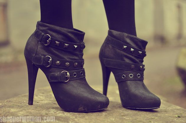 1000  images about boots on Pinterest | High heel boots, Ankle ...