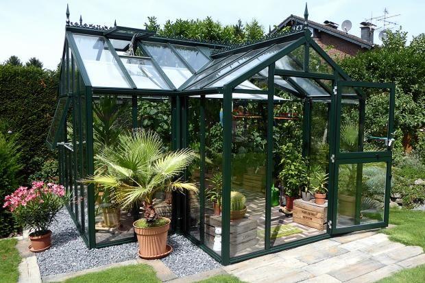 Gewächshäuser für Balkon, Garten & Terrasse Gewächshaus