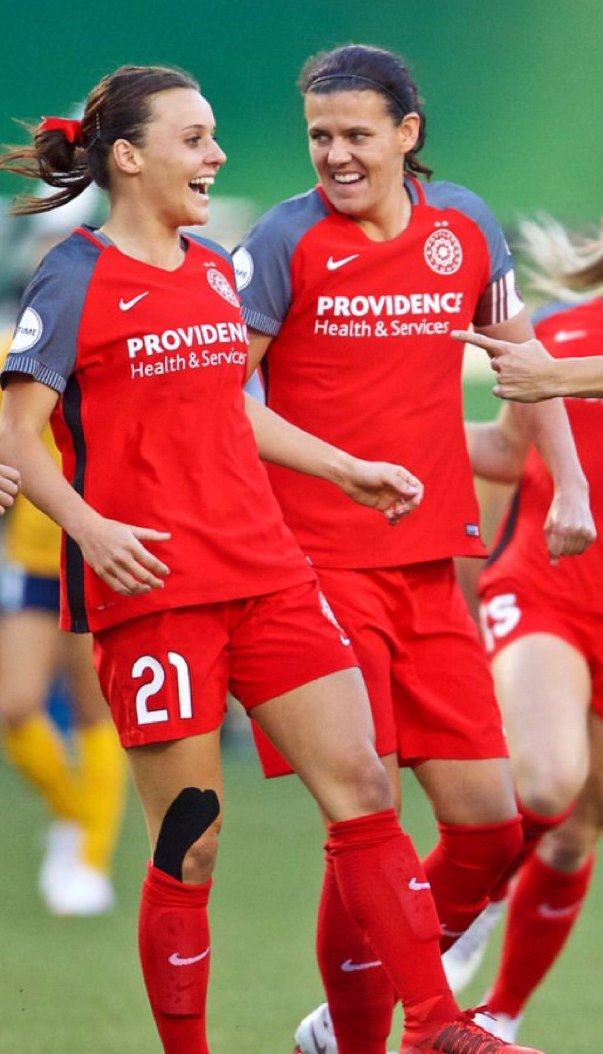 Hayley Raso 21 Portland Thorns Fifa Women S World Cup World Cup Teams Uswnt
