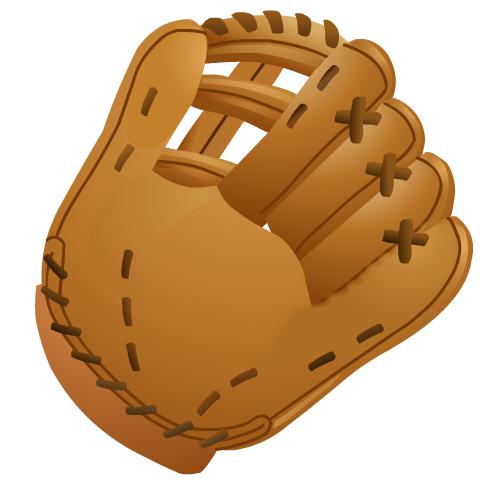 Free Softball And Baseball Clip Art Baseball Glove Baseball Theme Best Baseball Player