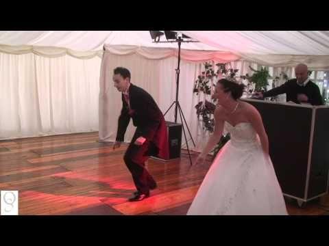 Wedding Funny First Dance