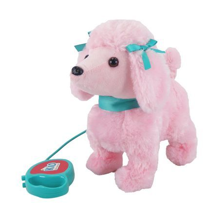 Kid Connection My Walking Pet Poodle With Images Kids