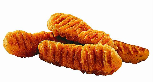 Burger King Chicken Tenders Comparison Is All Gimmick Slay Or