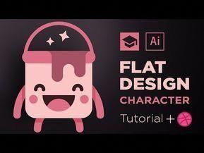 Fantasy Planet - Flat Design Illustration // Illustrator+Photoshop SpeedArt - Yo... - #design #fantasy #Illustration #illustrator #photoshop #planet #speedart - #MobileUiPatterns
