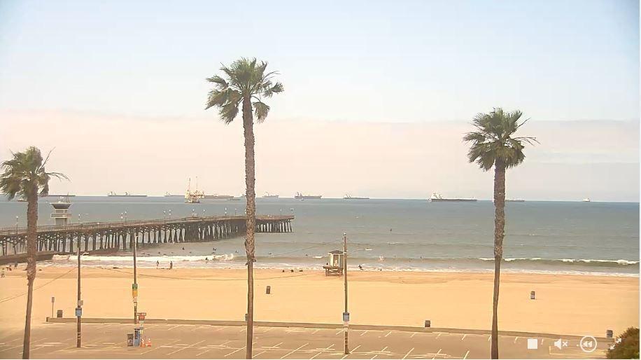 Seal Beach Opens Monday Los Angeles Beaches Will Re Open Wednesday In 2020 Los Angeles Beaches Seal Beach Beach