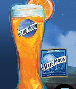 Gotta love Blue Moon!