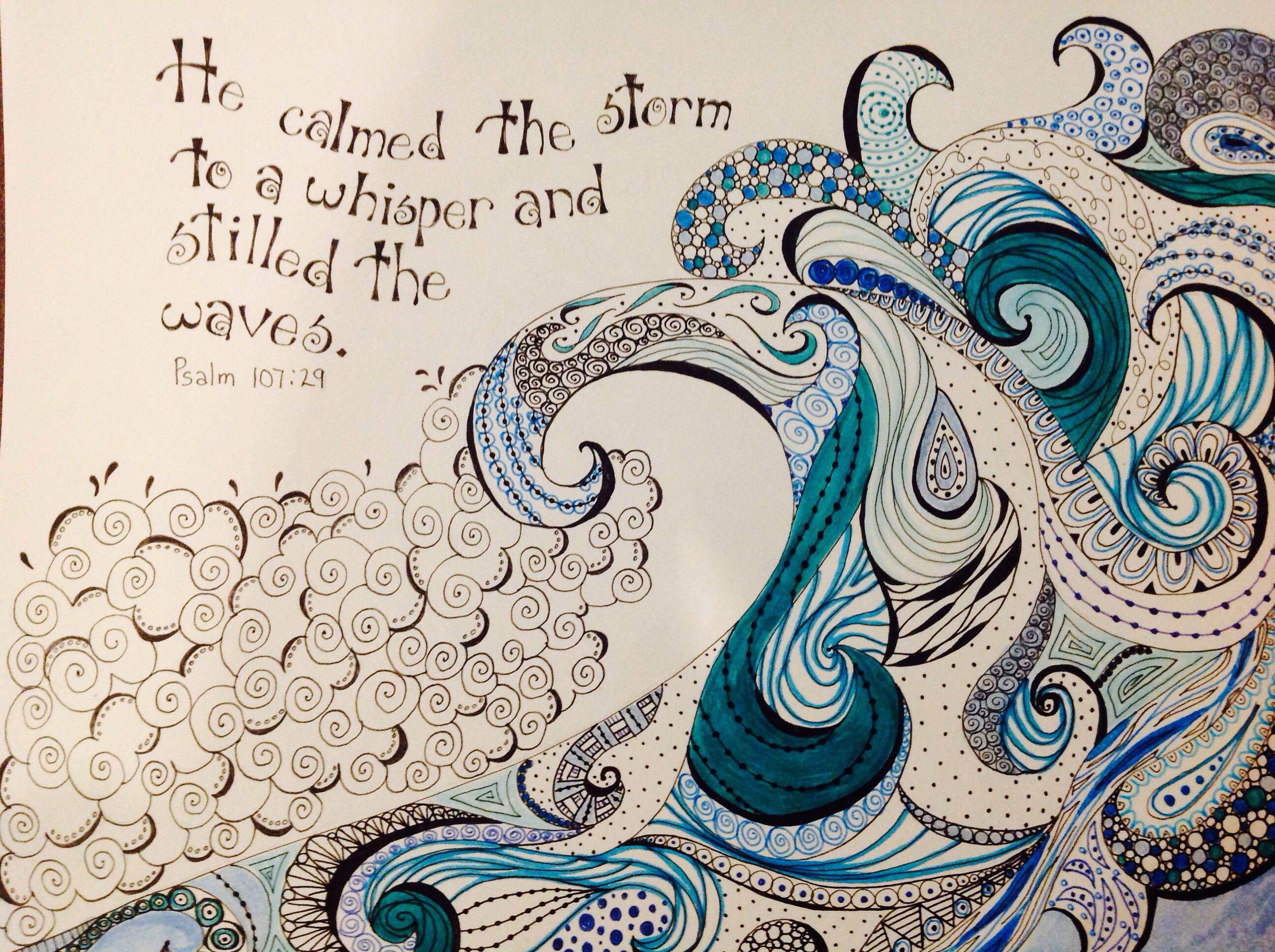 Doodle Wave