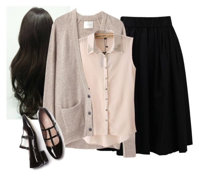"""""""// Kuwait twiddled her thumbs waiting for Greenland //"""" by red-foxess-and-wolf ❤ liked on Polyvore featuring Brunello Cucinelli, La Garçonne Moderne and Chicnova Fashion"""