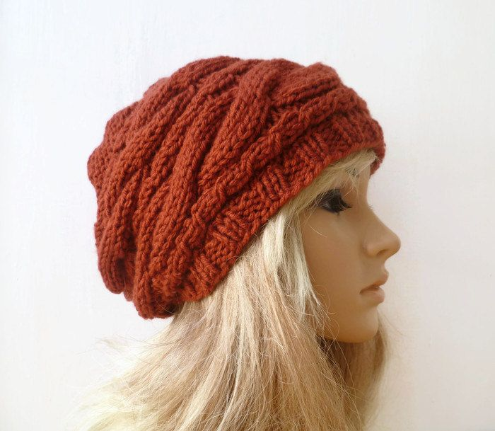 1d8f617c0b2 Hand Knitted Hat
