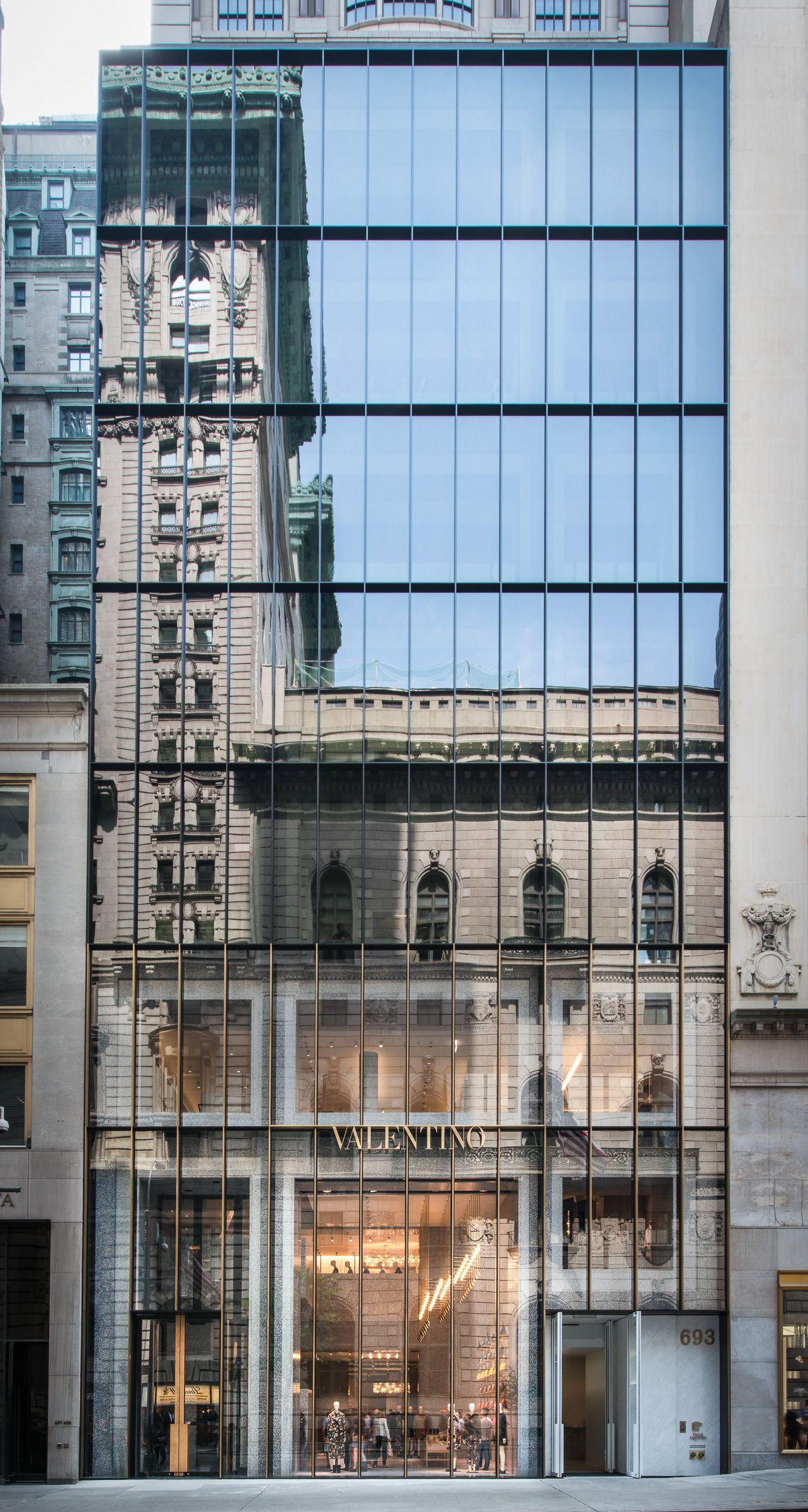 Valentino Flagship Store In New York