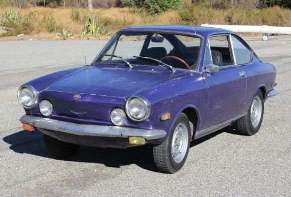 1970 Fiat 850 Sport With Images Fiat 850 Fiat 850 Sport Coupe