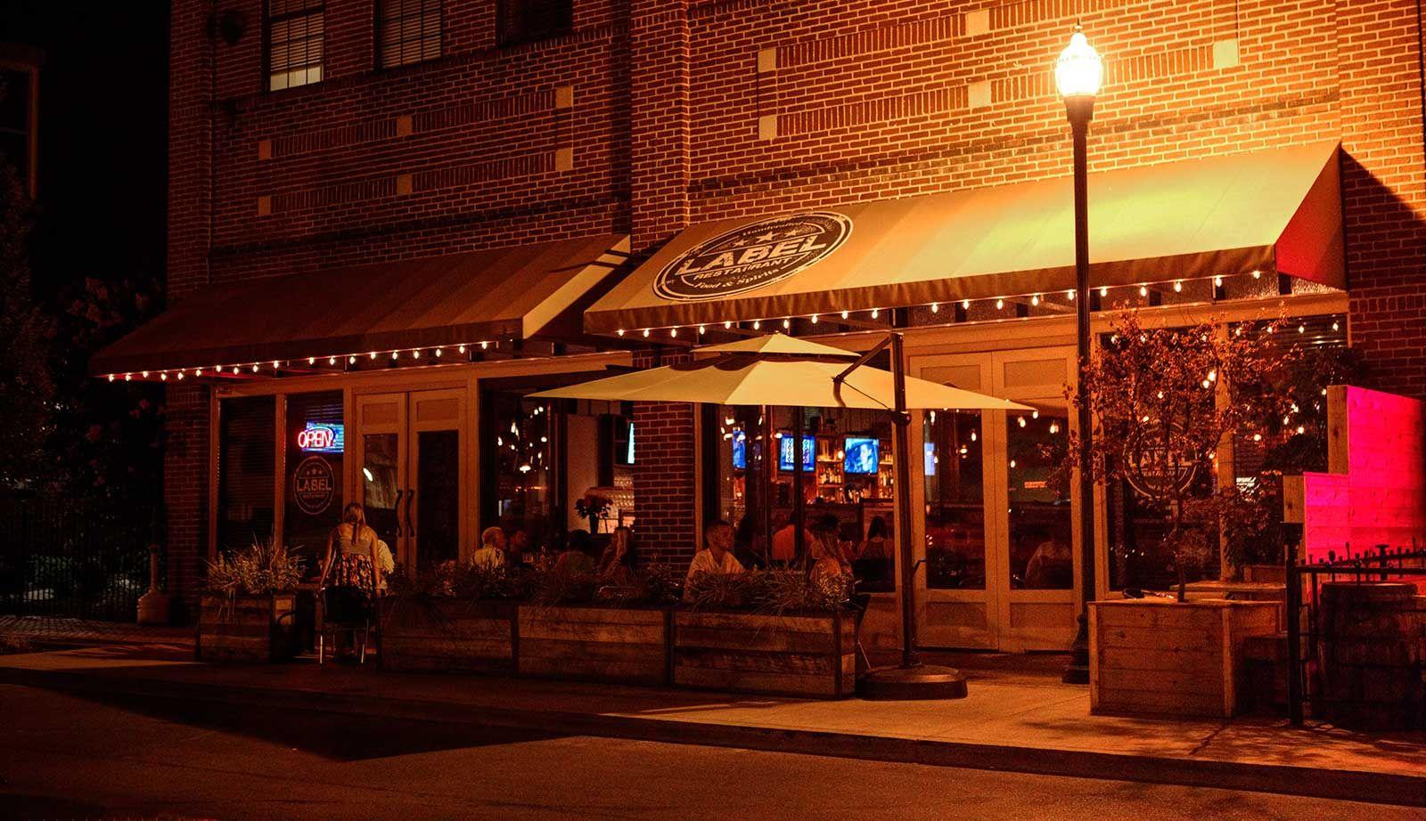 Labelrestaurant Tri Cities Johnson City Dining Experiences