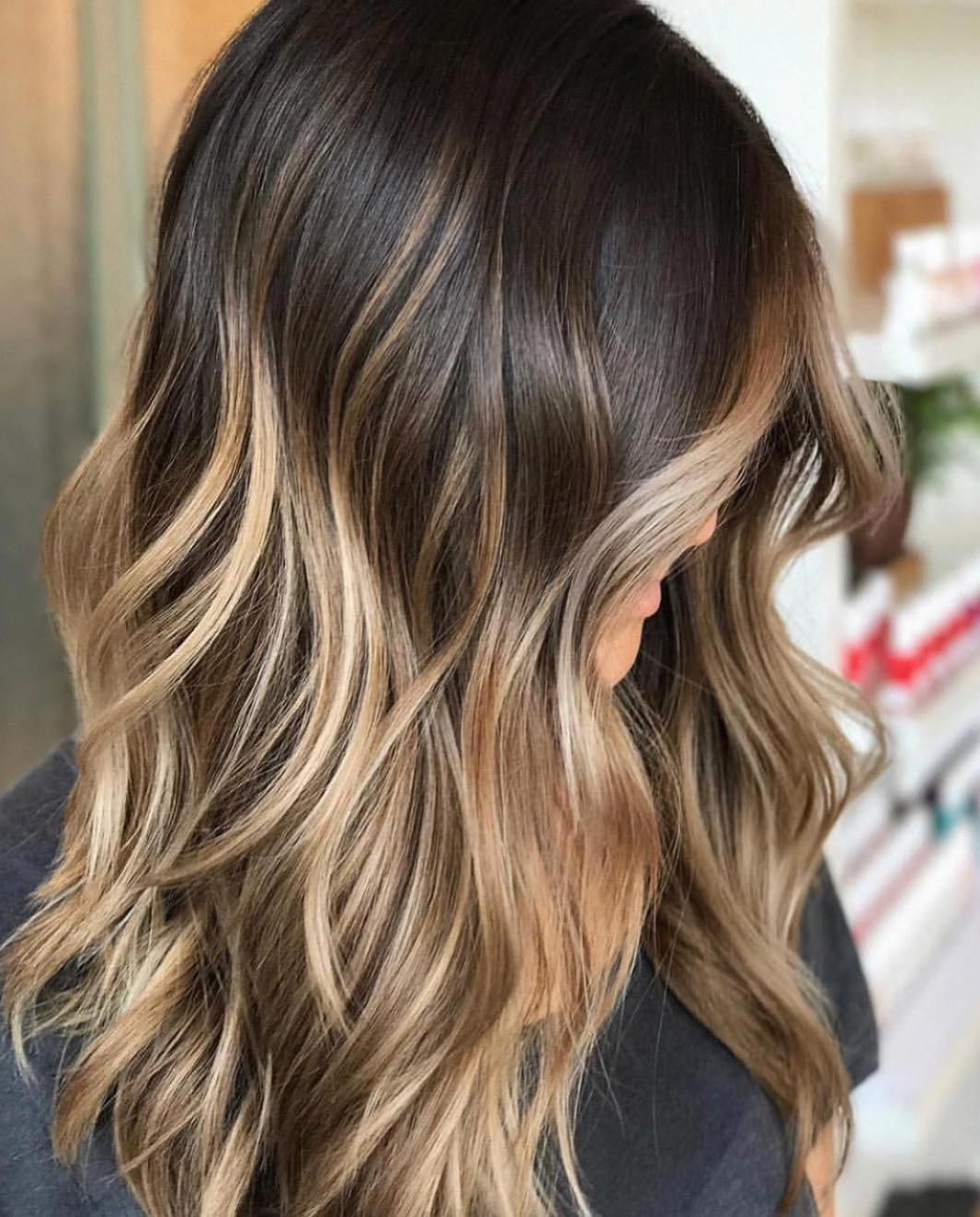 58 Inspiring Spring Hair Colors Ideas That Trending In 2020