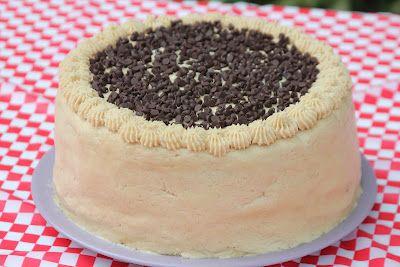 Punkie Pie's Place ...: Chocolate Peanut Butter Fudge Cake