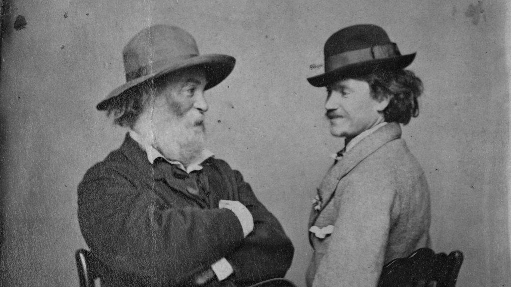 Walt Whitman, Poet of Democracy
