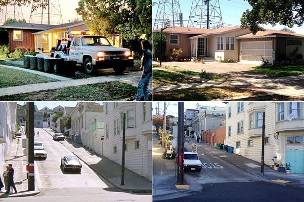 Film Locations Then And Now App Shows How They Ve Changed Over Time Filming Locations Locations Back To The Future