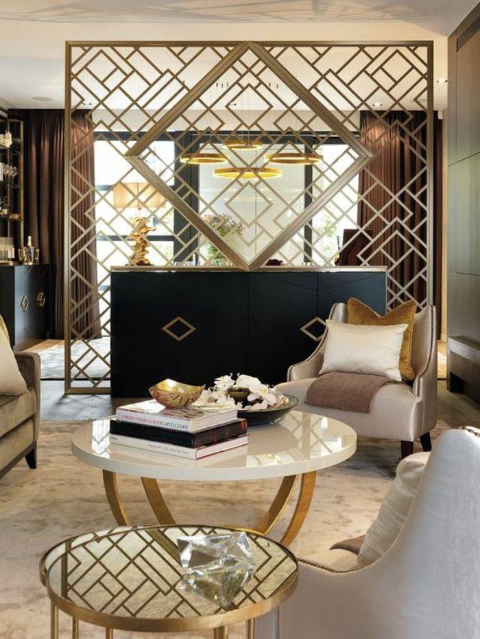 1001 id es captivantes d 39 int rieur art d co recr er chez vous design d int rieur. Black Bedroom Furniture Sets. Home Design Ideas