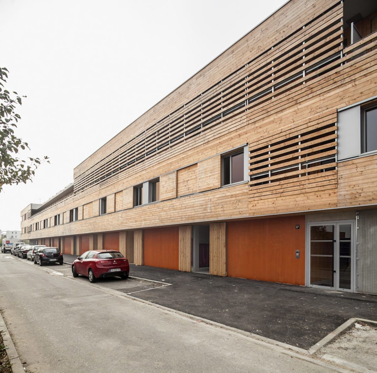 mateo arquitectura, Adrià Goula · Dwellings in Toulouse