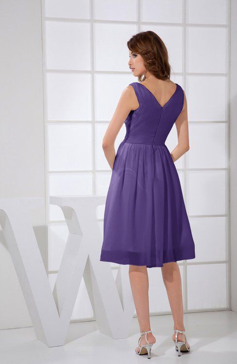 ColsBM Alexis - Dark Purple Bridesmaid Dresses