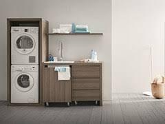 Risultato immagini per mobile lavatrice asciugatrice laundry