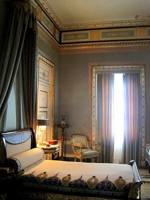 Decorating French Empire Style Bedrooms Decor Royal Bedroom Bed Styling