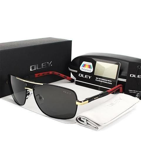 71efeebf78a OLEY Polarized Sunglasses Anti Glare 100% Polarized 100%UV400 Anti  UVA UVB UVC Vision More Clearly Reduce Eye Fatigue Accurate Color  Perception More Secure ...