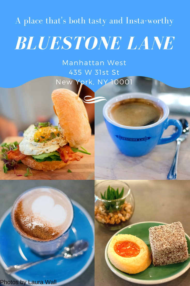 Are You In NYC And Need Some Coffee & Food That Will Not