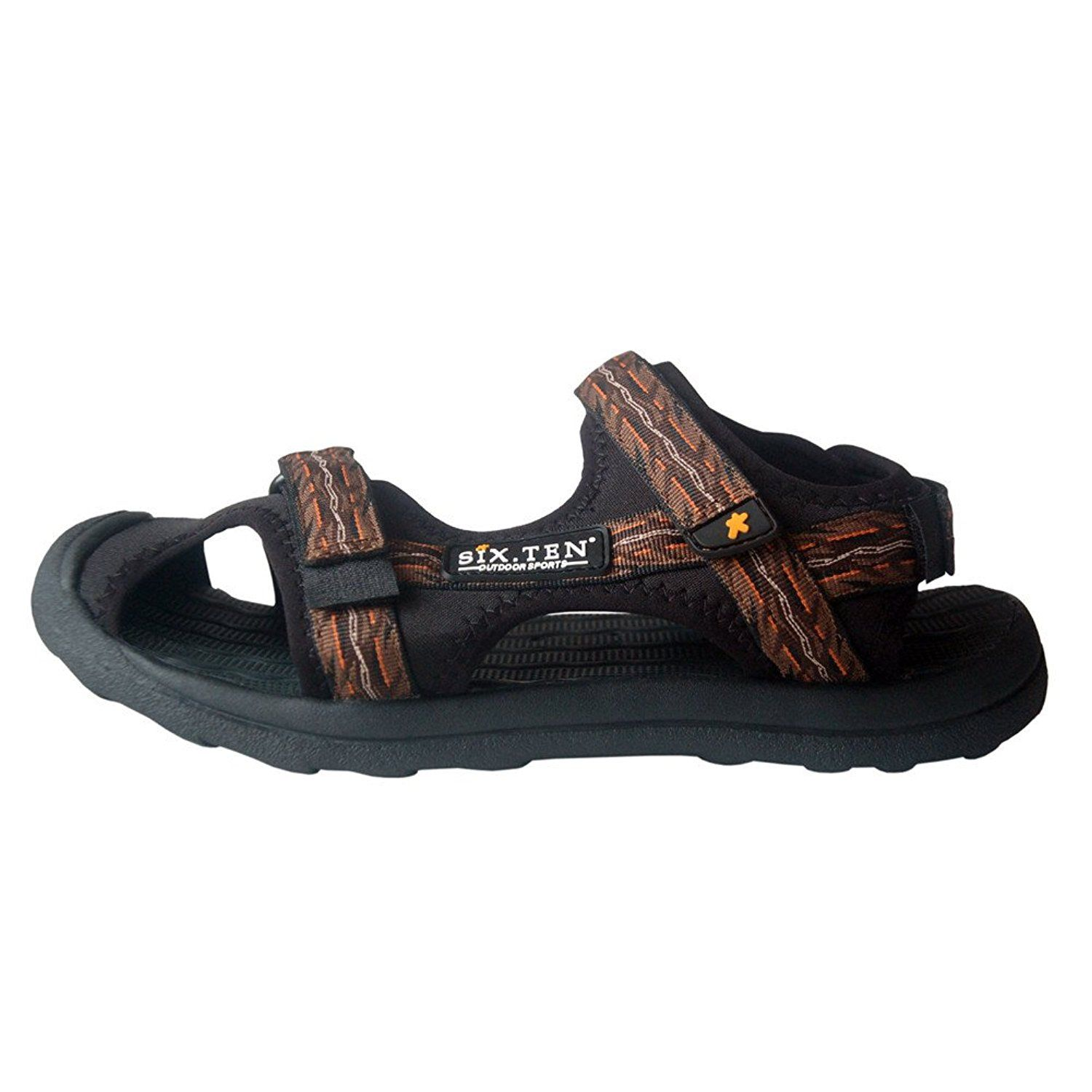 SIX.TEN Women's Outdoor Hiking Sport Sandals Closed-Toe Water Shoes >>>  Quickly view this special product, … | Women sport sandals, Womens sandals, Outdoor  sandals