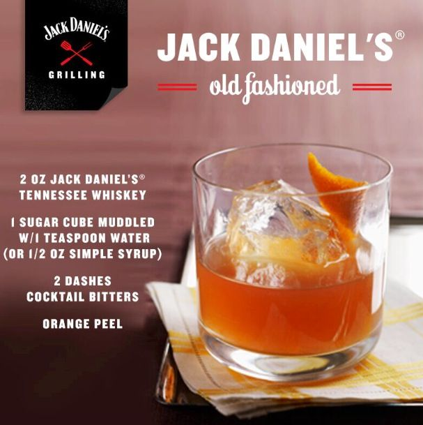 Easy Mixed Drink Recipes With Whiskey