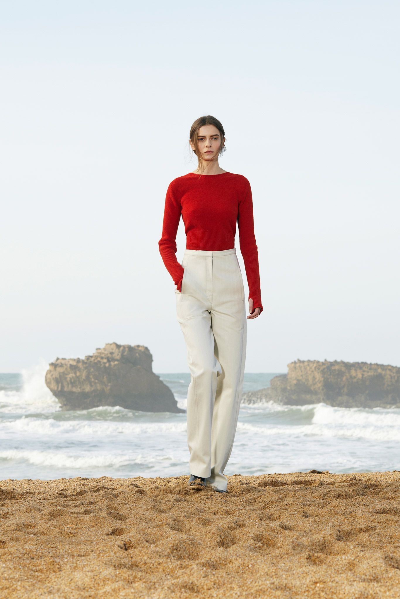 Christophe Lemaire PreFall 2015 Collection Gallery