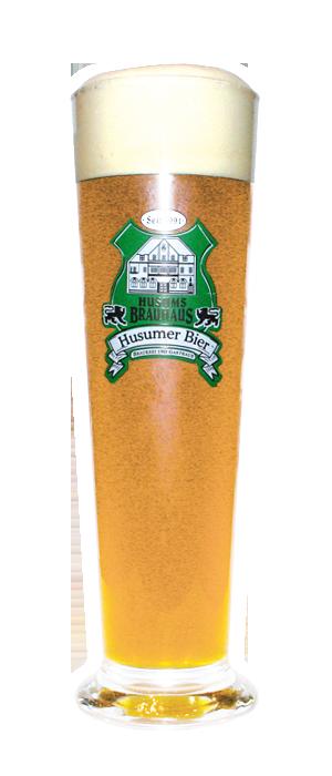 Husums Brauhaus Weizen Ein Obergäriges Bier Mit Einem