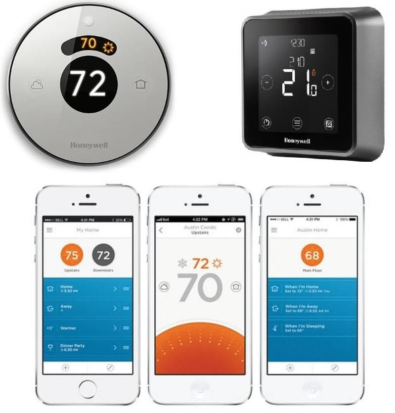 Honeywell Lyric Wifi thermostat will you save on energy