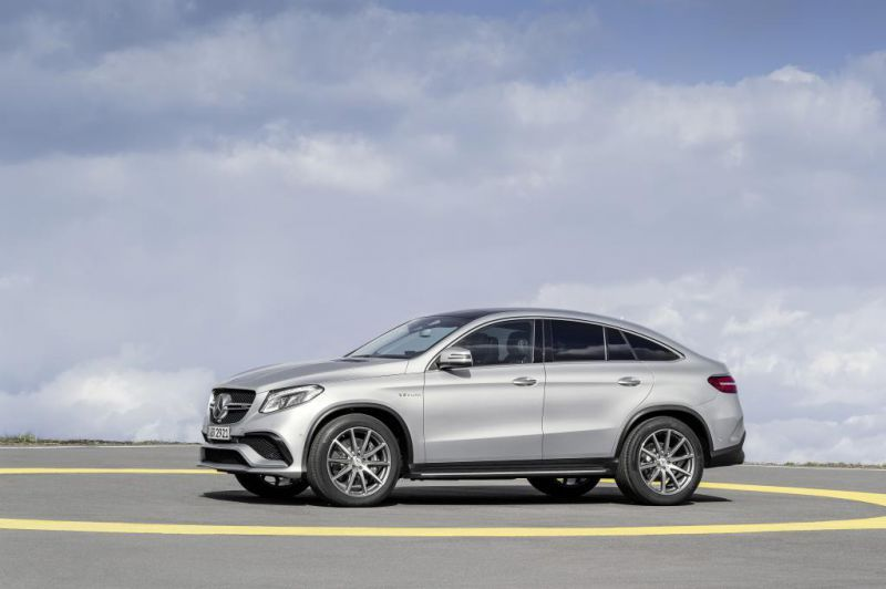 Mercedes Benz Gle Coupe C292 Gle 350d 258 Hp 4matic G Tronic