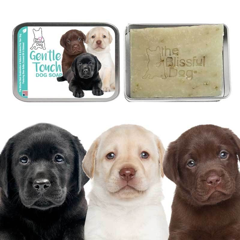 Labrador Retriever Gentle Touch Puppy Soap Labrador Retriever